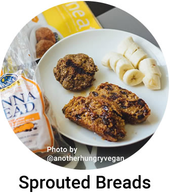 Organic Sprouted Breads