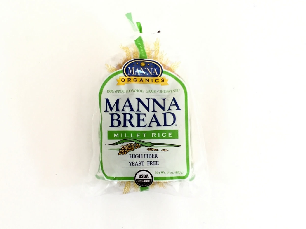 Organic Sprouted Bread Millet Rice