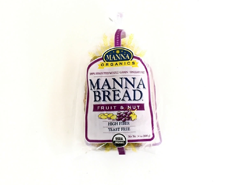 Organic Sprouted Bread Fruit & Nut
