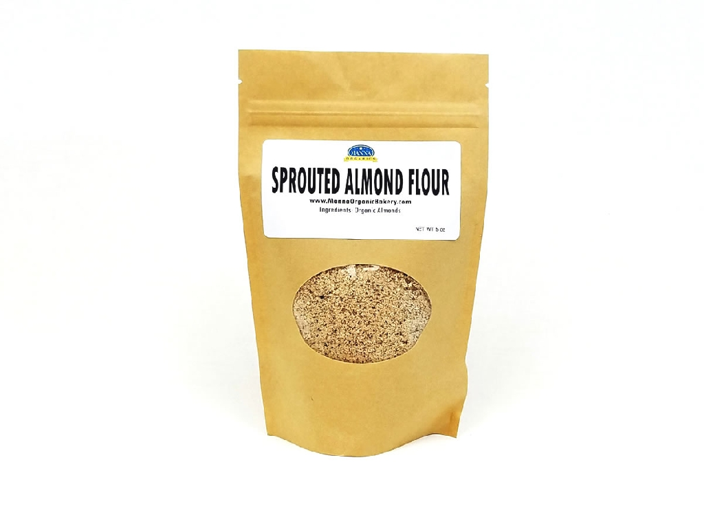 Sprouted Almond Flour