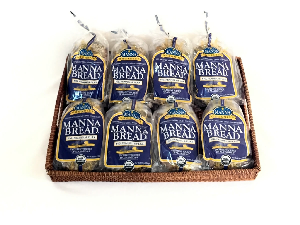 Case of 8 Fig Fennel Flax