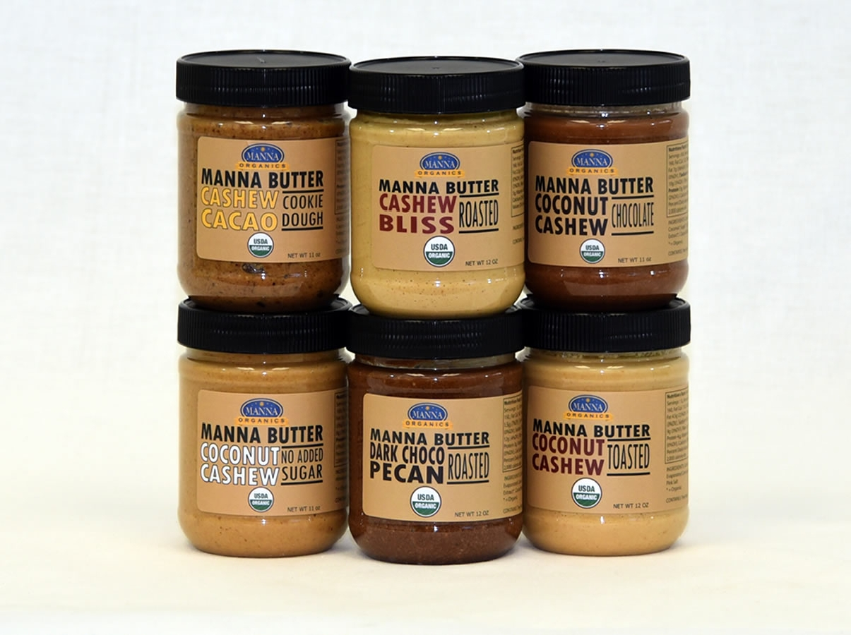 Manna Butters Mindful Indulgence Variety Pack
