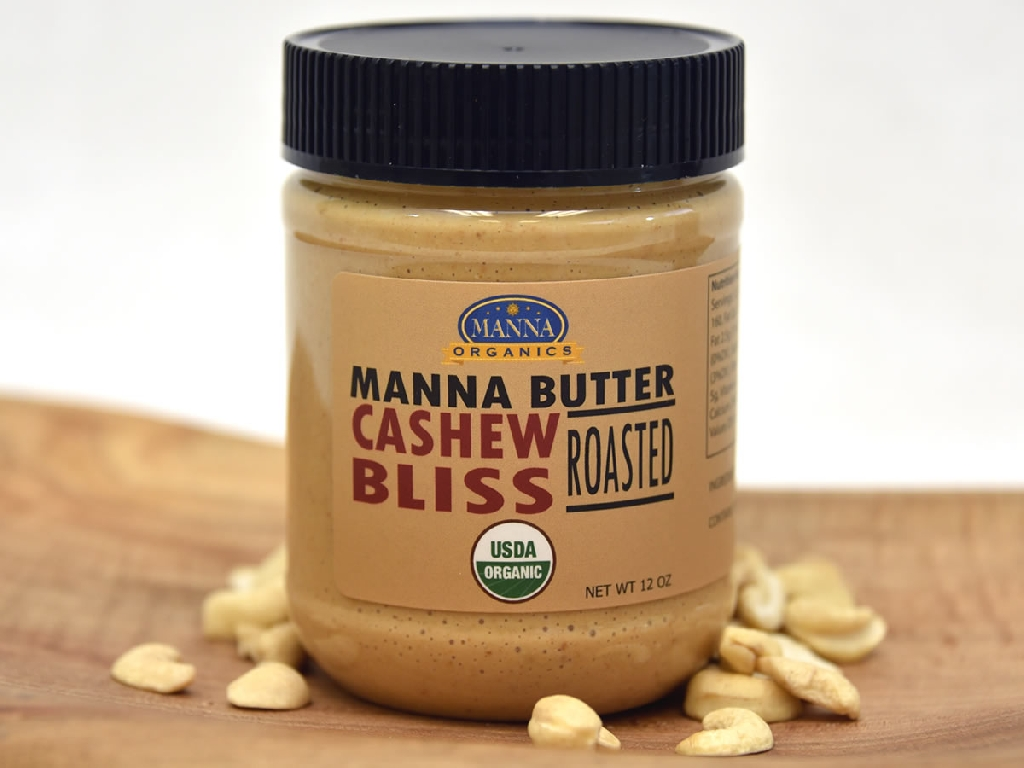 Organic Nut Butter Cashew Bliss