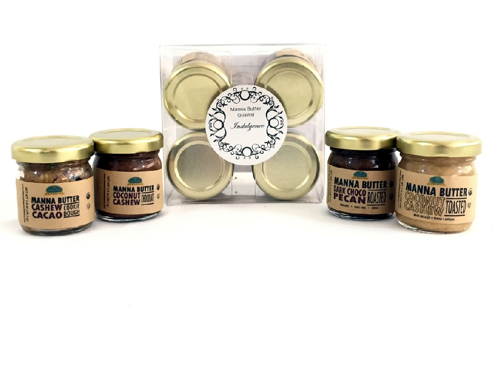 Manna Butters Gift Set Indulgence