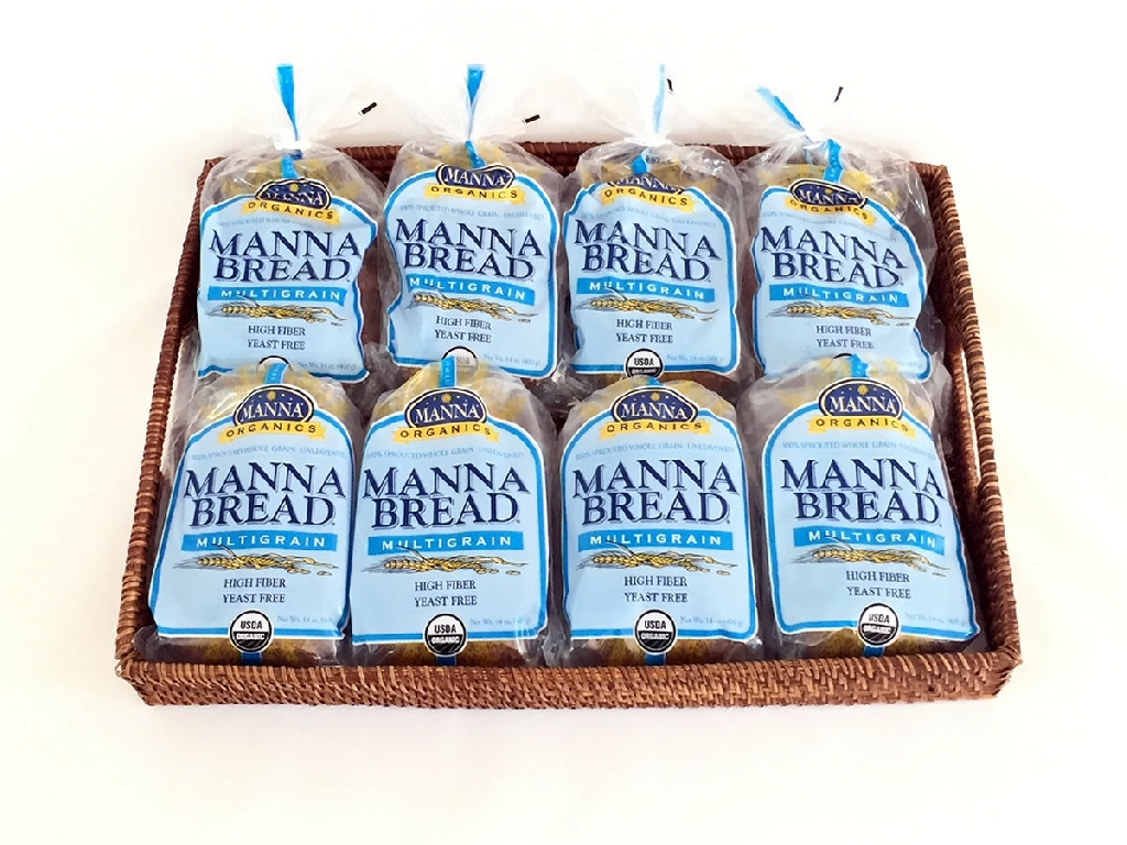 Case of 8 Multigrain