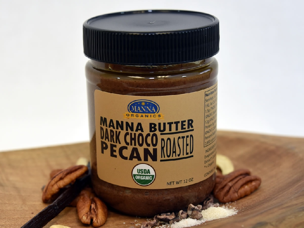 Organic Nut Butter Dark Chocolate Pecan